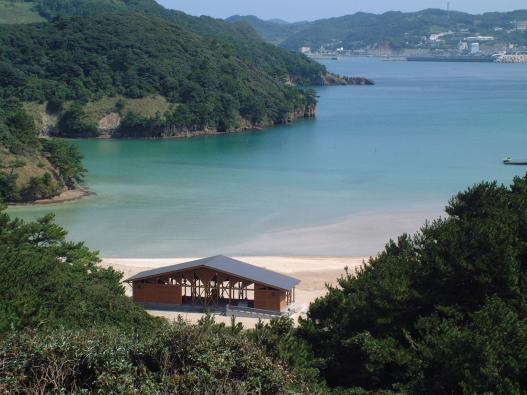 Tatsunoshima Beach
