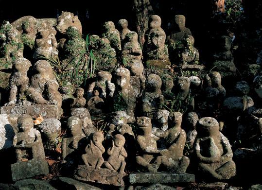 Ontake Shrine- Ishizaru 2