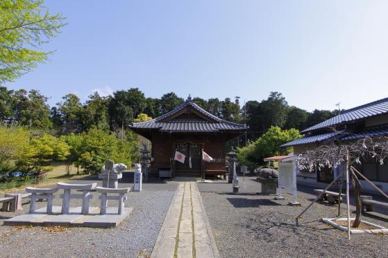 Kunikatanushi Shrine 1
